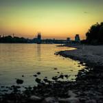 Koeln_Sonnenuntergang_Lichtzirkus_Photographie