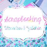 Scrapbooking - Utensilien und Zubehör