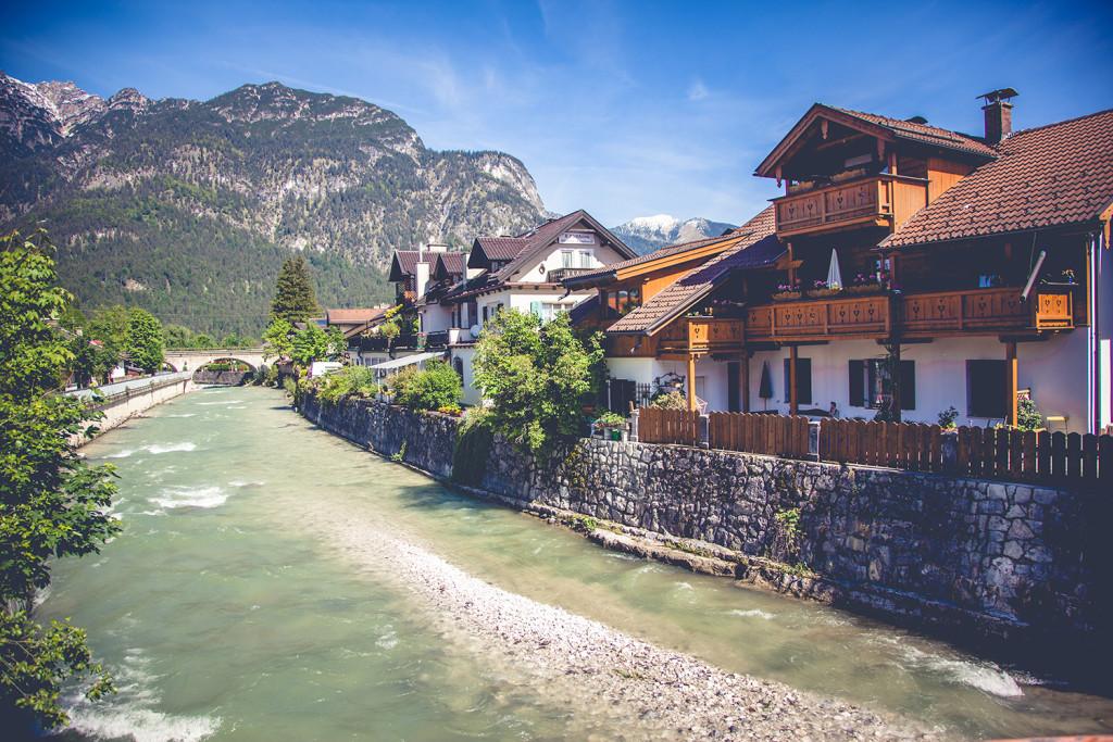 Garmisch-Partenkirchen_Partnach
