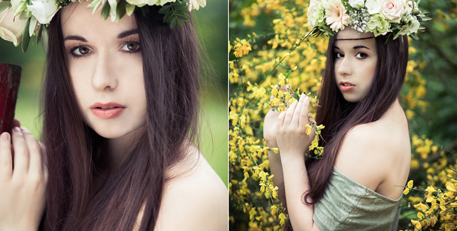 // Laura oder auch die kleine Waldfee