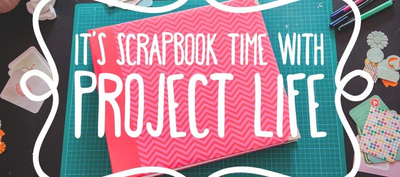 Ein neues Hobby: Scrapbooking mit PROJECT LIFE