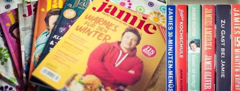 // Obsession #2 // Good Food & Jamie Oliver