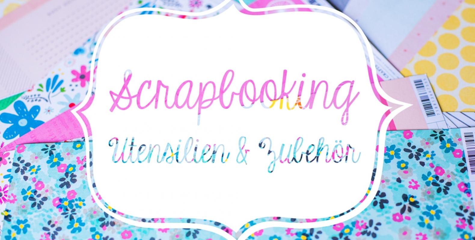 Scrapbooking mit Project Life #2 – Utensilien & Zubehör
